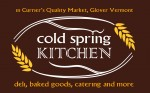 Cold Spring Kitchen