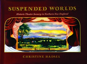 Suspended Worlds — an excavation of long ago community life, a book by Christine Hadsel.